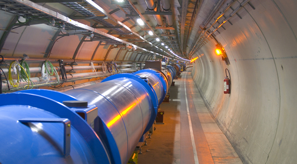 Large Hadron Collider (LHC), European Organization for Nuclear Research (CERN)